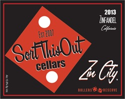 2013 Zin City Zinfandel