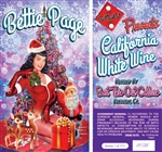 Bettie Page Holiday White Wine