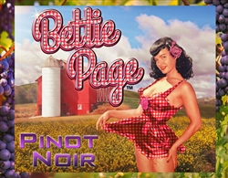 Bettie Page Pinot Noir