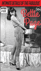 Bettie Page Red Blend