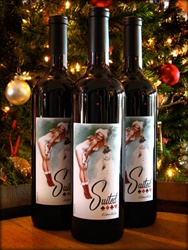 2010 Holiday Red Wine
