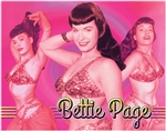 Bettie Page Mourvedre Rose
