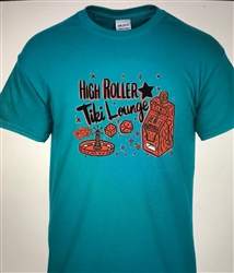 High Roller Tiki Tropical Shirt