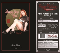 Ms. Redd Red Wine Blend