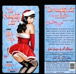 "Bettie Page ""Naughty List"" Pinot Grigio"
