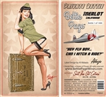 "Bettie Page ""Private Bettie"" Merlot"