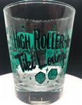 High Roller Tiki Lounge Tiki Glass GREEN